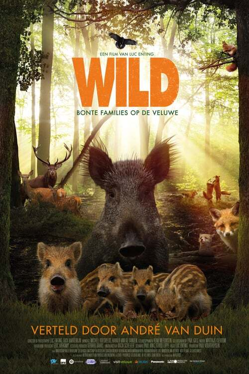 movie cover - Wild - Bonte Families Op De Veluwe
