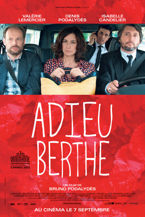 movie cover - Adieu Berthe Ou L