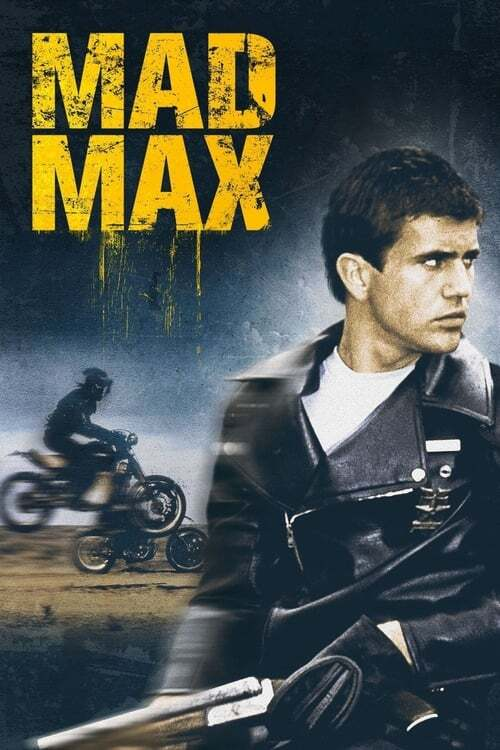 movie cover - Mad Max