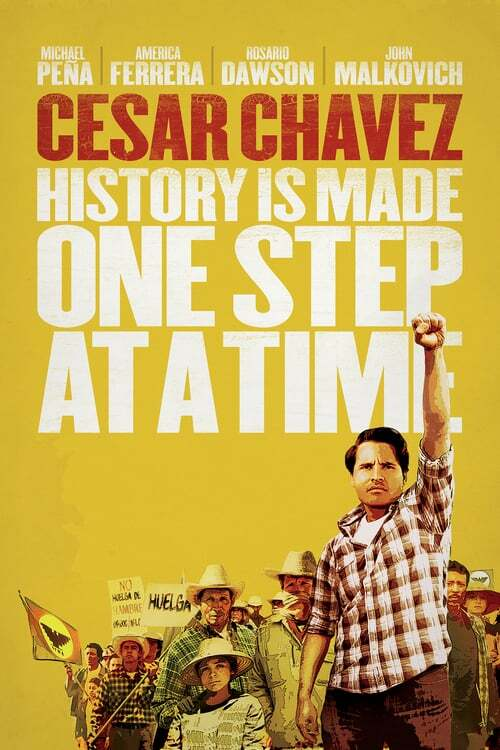 movie cover - Cesar Chavez