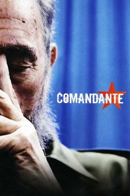 movie cover - Comandante