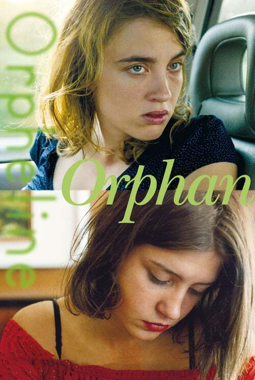 movie cover - Orpheline
