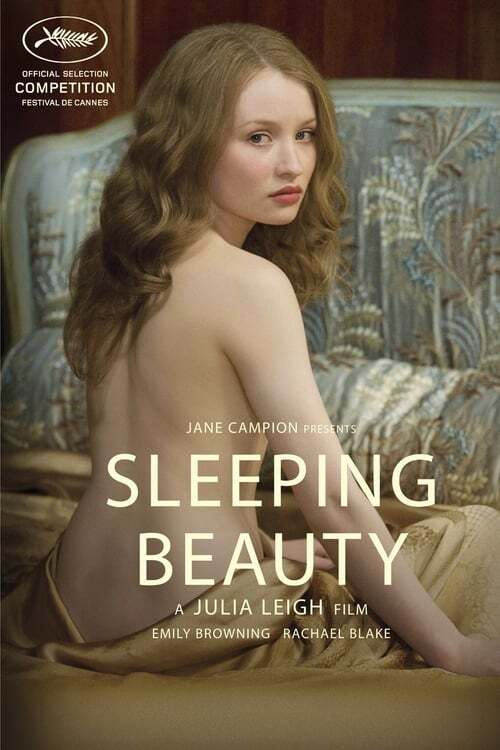 movie cover - Sleeping Beauty