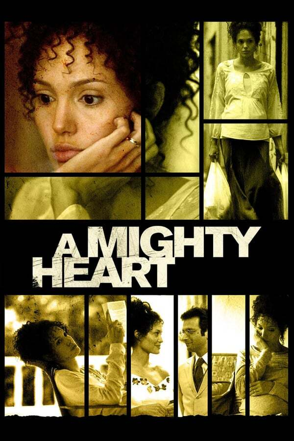 movie cover - A Mighty Heart
