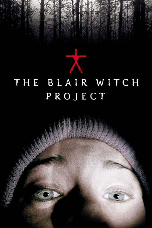 movie cover - The Blair Witch Project