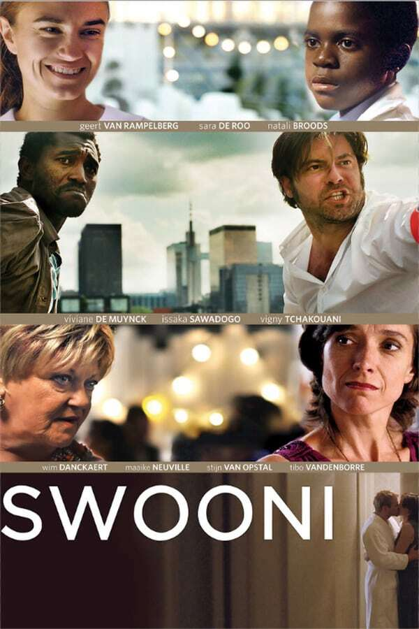 movie cover - Swooni