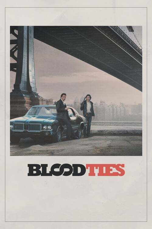 movie cover - Blood Ties