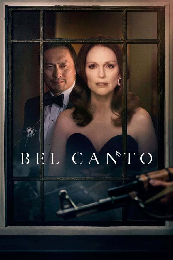 movie cover - Bel Canto