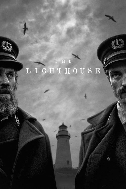 movie cover - The Lighthouse