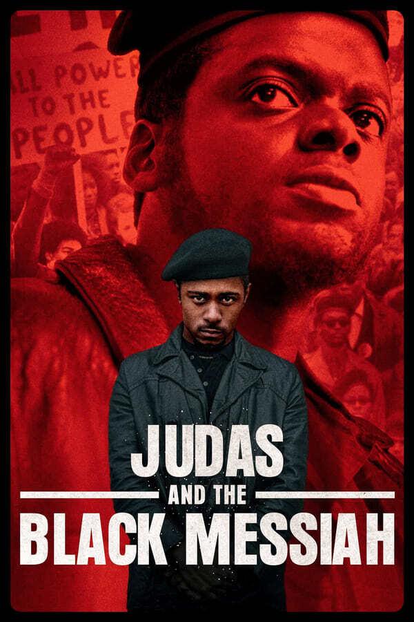 movie cover - Judas and the Black Messiah