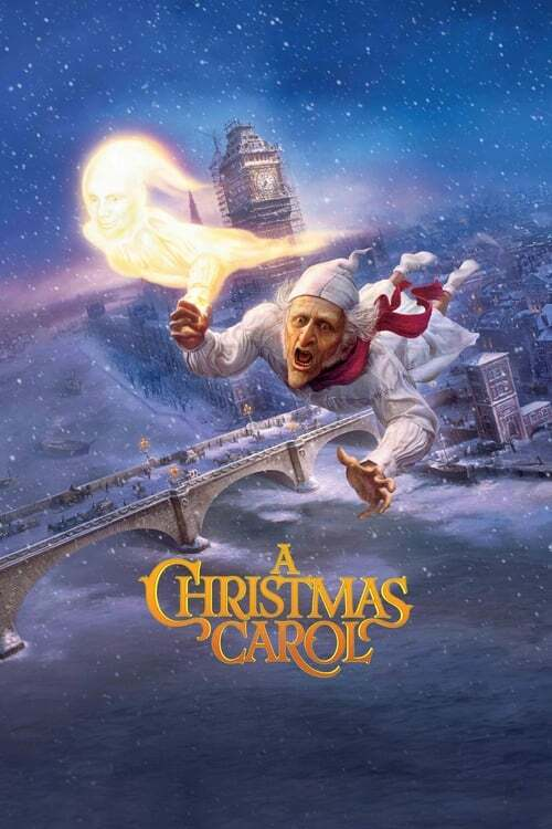 movie cover - A Christmas Carol