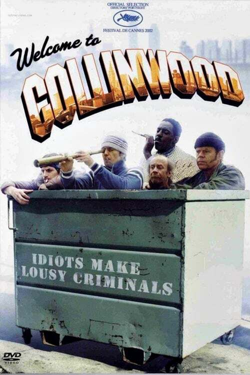 movie cover - Welcome To Collinwood