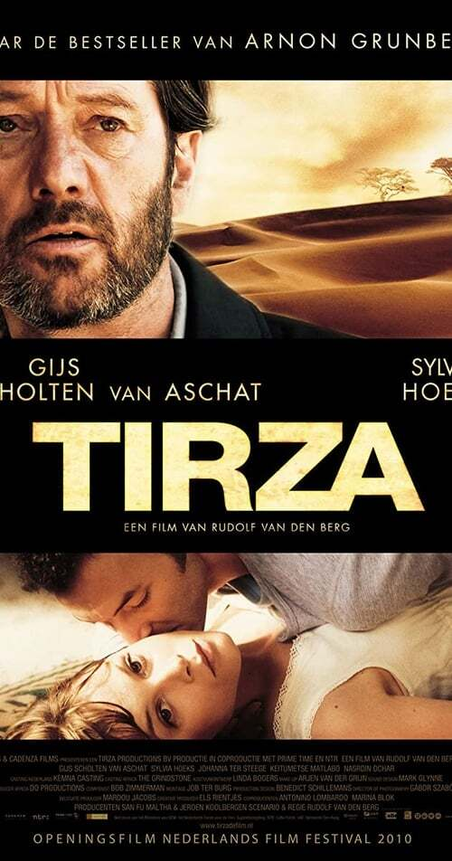 movie cover - Tirza