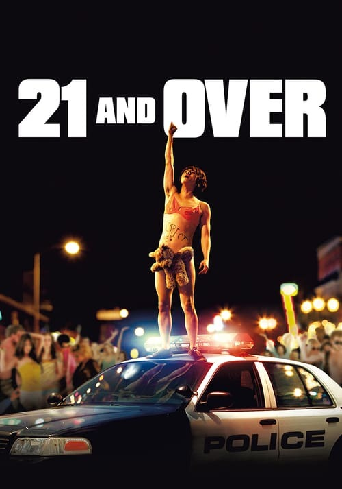movie cover - 21 & Over