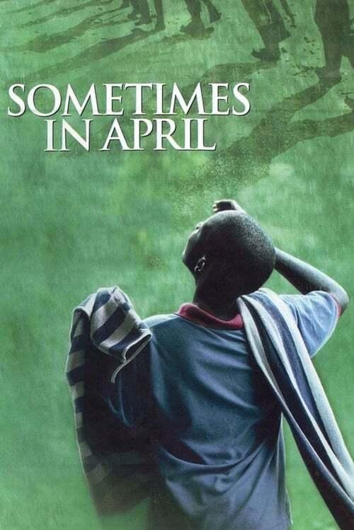 movie cover - Sometimes In April