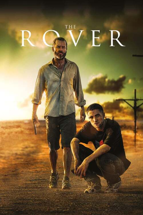 movie cover - The Rover