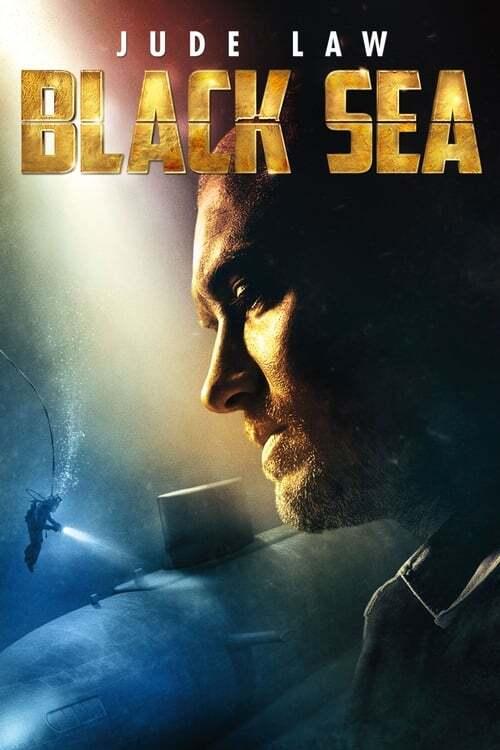 movie cover - Black Sea