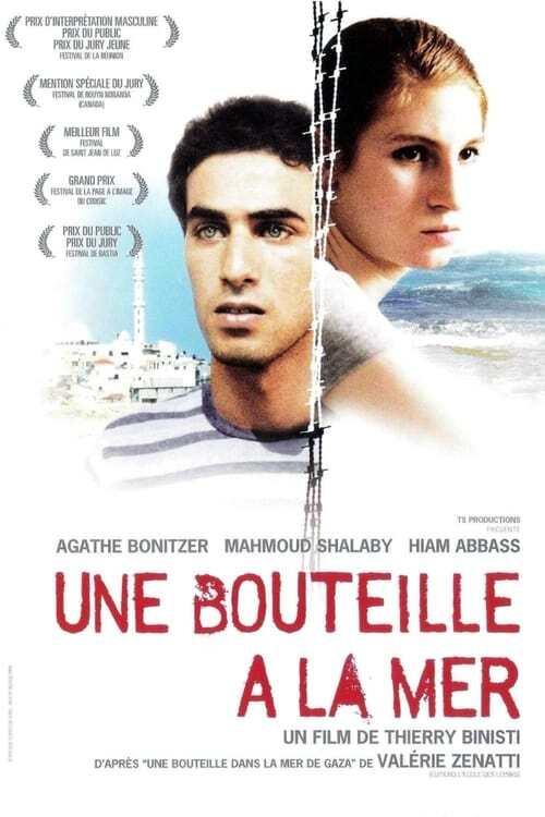 movie cover - Une Bouteille à La Mer