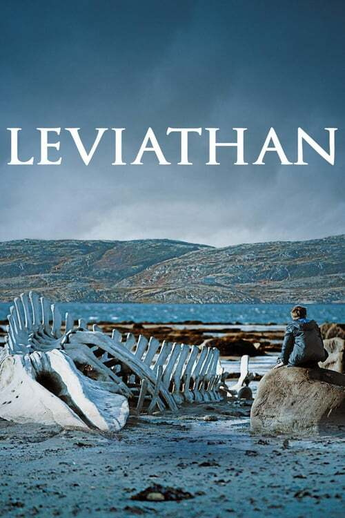 movie cover - Leviathan