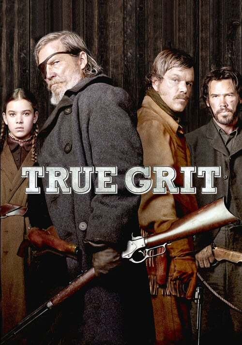 movie cover - True Grit