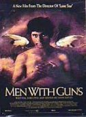 movie cover - Men With Guns