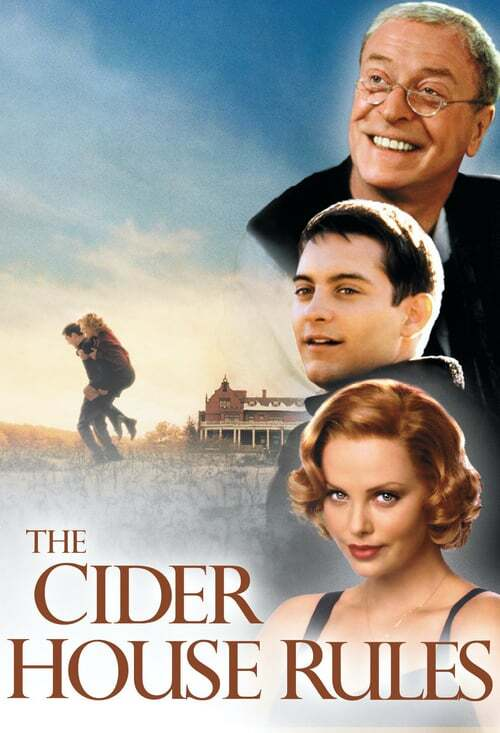 movie cover - The Cider House Rules