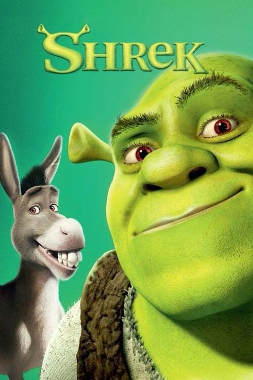 movie cover - Shrek