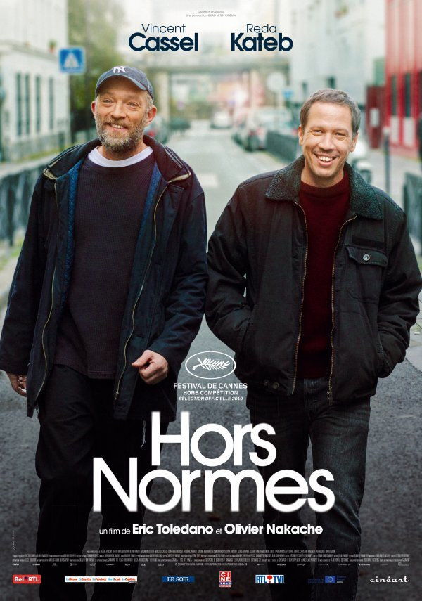 movie cover - Hors Normes