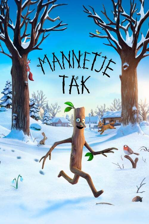 movie cover - Mannetje Tak