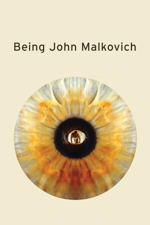movie cover - Being John Malkovich