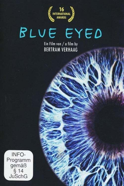 movie cover - Blue Eyed