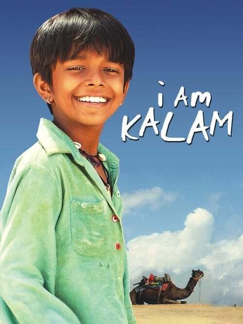 movie cover - I Am Kalam