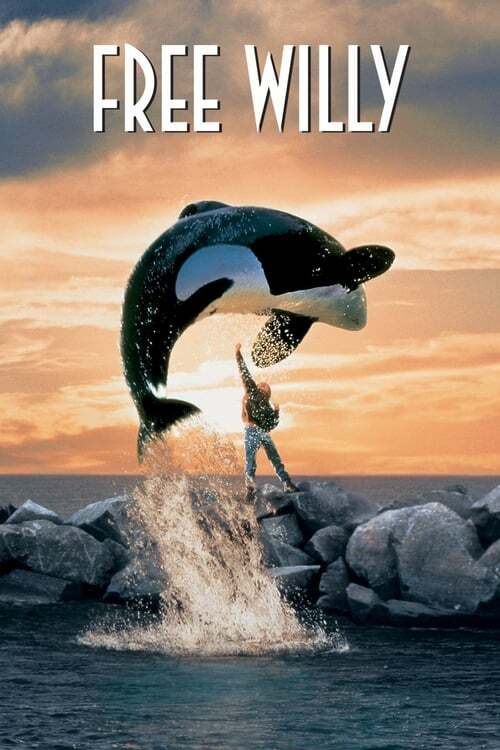 movie cover - Free Willy