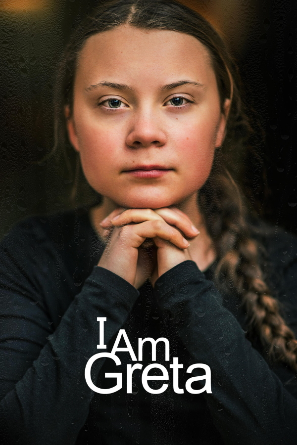 movie cover - I Am Greta