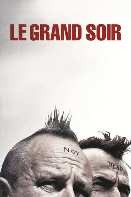 movie cover - Le Grand Soir