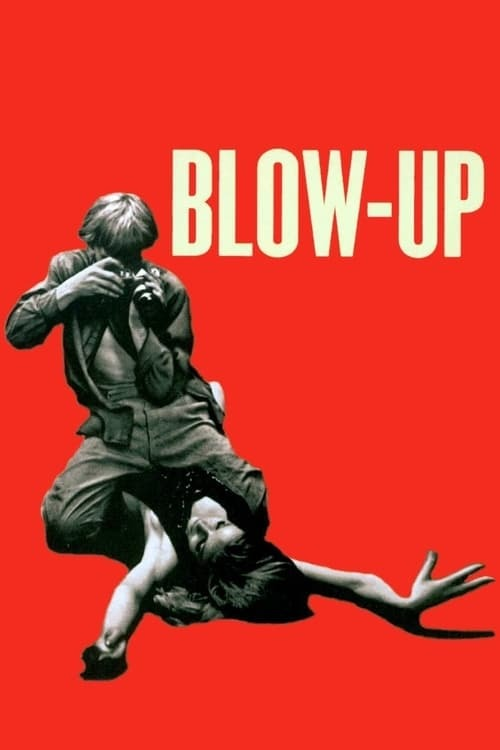movie cover - Blow-up