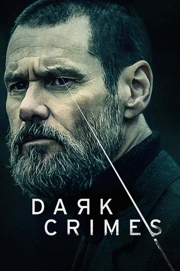 movie cover - Dark Crimes