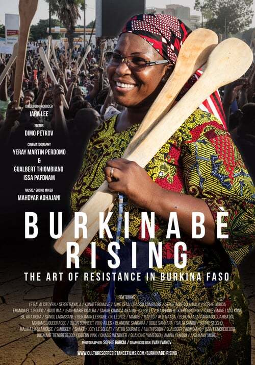 movie cover - Burkinabè Rising