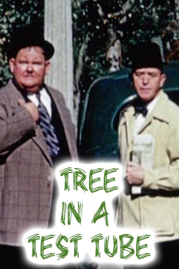 movie cover - The Tree in a Test Tube