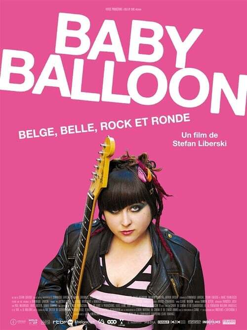 movie cover - Baby Balloon