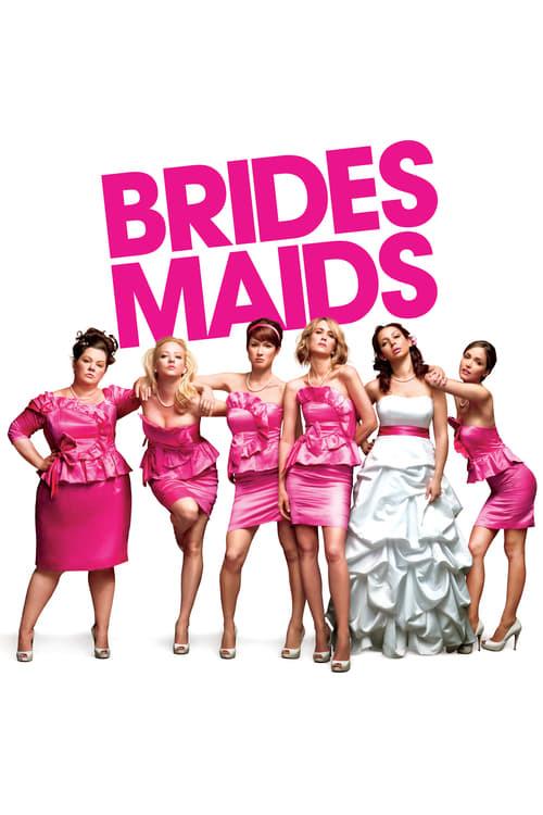 movie cover - Bridesmaids