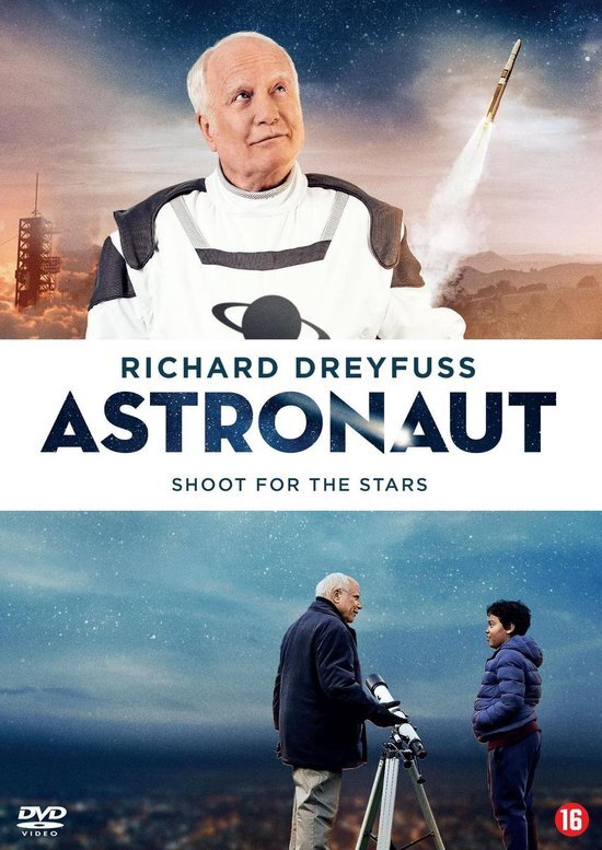 movie cover - Astronaut