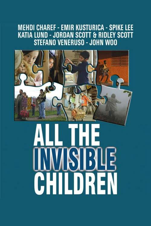 movie cover - All The Invisible Children
