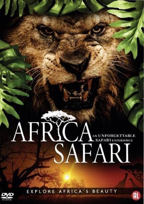 movie cover - Africa Safari