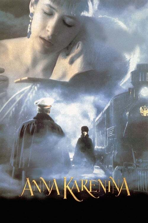 movie cover - Anna Karenina