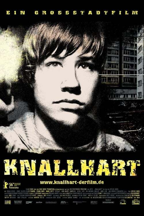 movie cover - Knallhart