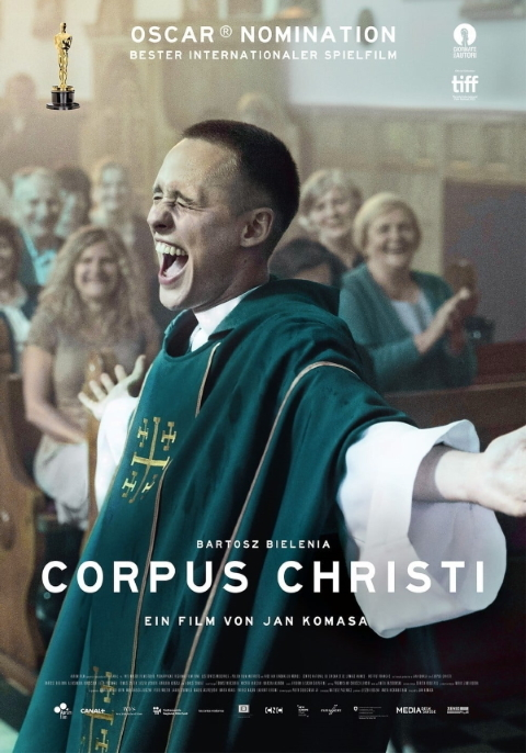 movie cover - Corpus Christi
