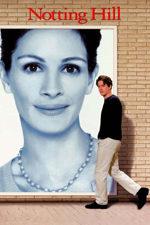 movie cover - Notting Hill