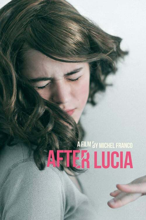 movie cover - Después de Lucia