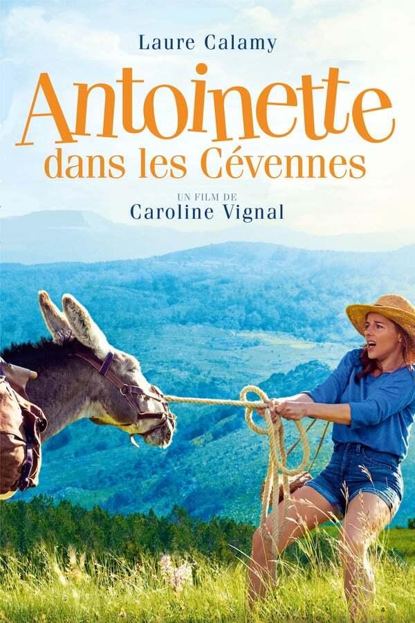 movie cover - Antoinette dans les Cévennes